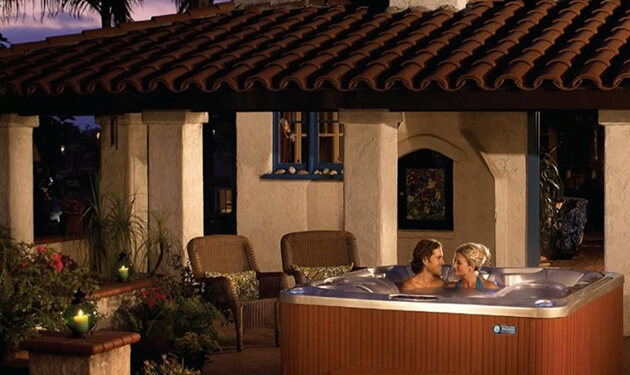 July Anniversary sale at San Diego Hot Spring Spas