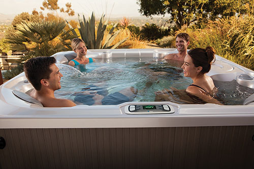 Financing at San Diego Hot Spring Spas